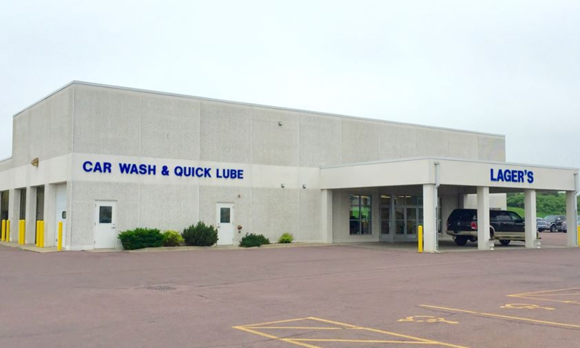 Lager's Car Wash & Quick Lube